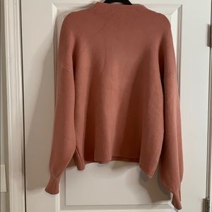 VICI Amsterdam Mock Neck Sweater